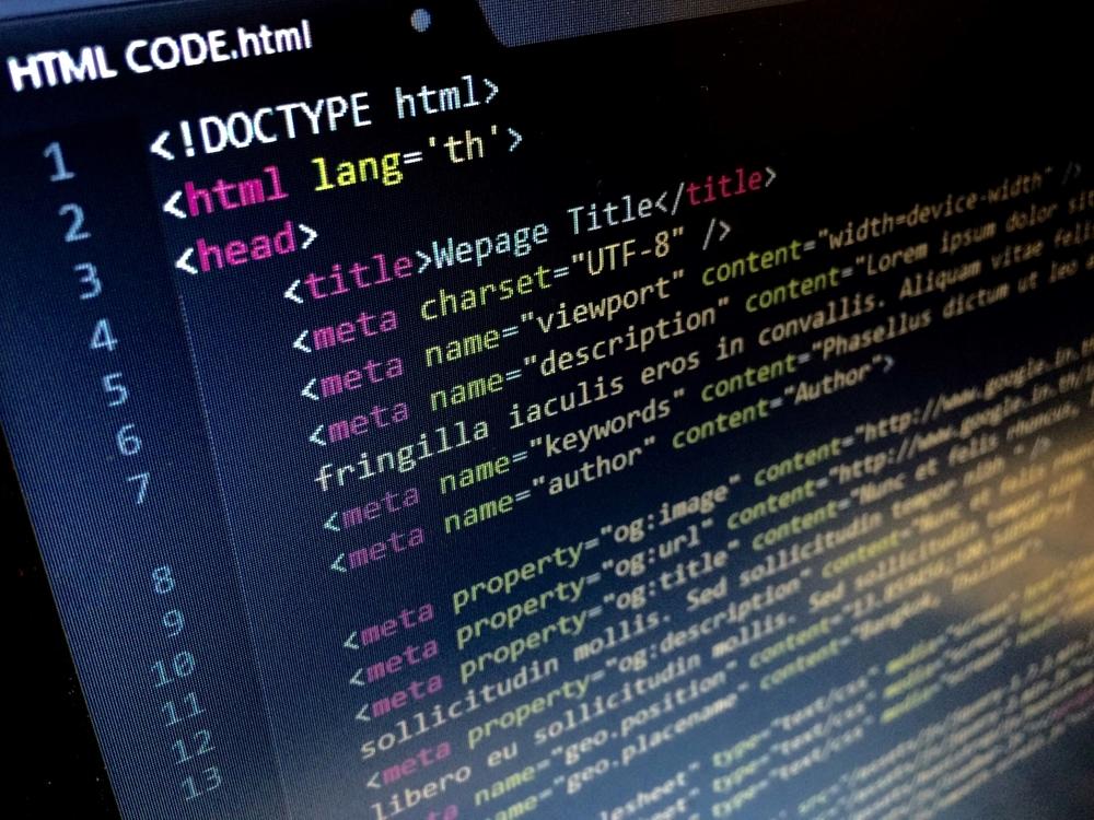 Technische Umsetzung der Webseite